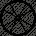 Oude wielen