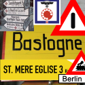Roadsigns, directional & traffic signs