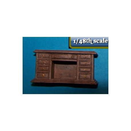 Small dressoir 9 drawers