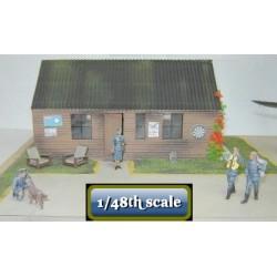 RAF Dispersal Hut