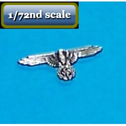 WW II German wall Eagle