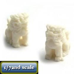 Standbeeld Chinese Leeuw