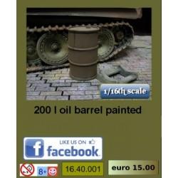 oil drums 200 l