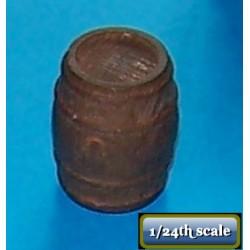 wooden barrel 50 mm