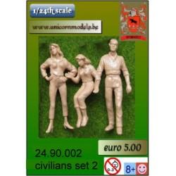 Truck figures set 2
