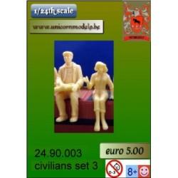 Truck figures set 3