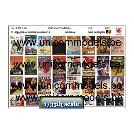 WO2 Nederland (set 2)