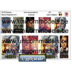 WW II German Filmposters (1)