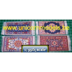 geweven tapijt klein