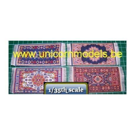 Woven carpet small