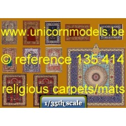 religieuze tapijten set 1