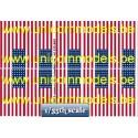 WO 2 US vlaggen 48 sterren WO 1 Korea