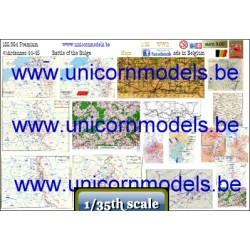 Maps Ardennes