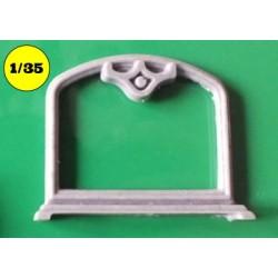 Spiegel frame voor 35.03.009