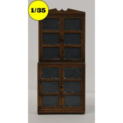 Display cabinet 4 doors