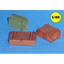 3 crates