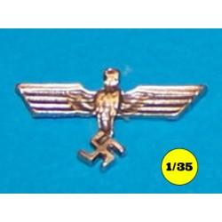 Kleine Duitse adelaar & swastika