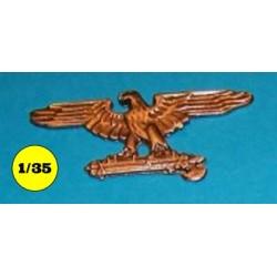Italian fasces and eagle