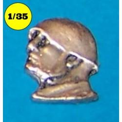Mussolini hoofd