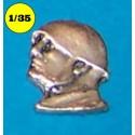 Mussolini head