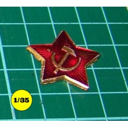 Russian star & sickle