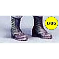 2 GI laarzen