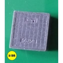riooldeksel 15 mm