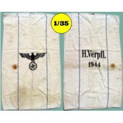 4 German flour bags