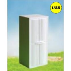 American style refrigerator