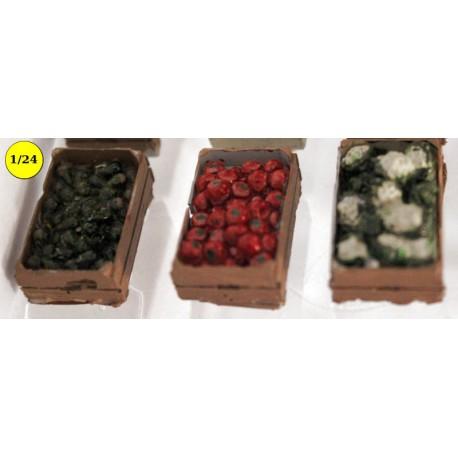 vegetables & fruit set Europe