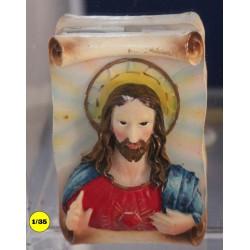 bas relief Jesus