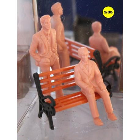figurines burgers