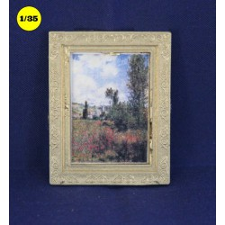 """picture frame 34 x 43 mm """"straight"""""""