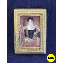 """picture frame 18 x 25 mm """"straight"""""""