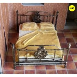 Double Bed set 4 (iron work)