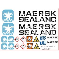 container logo Maersk