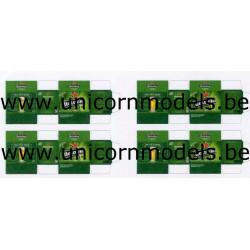Heineken kartonnen dozen