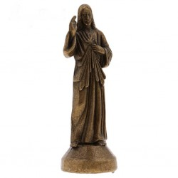 Jesus 50 mm bronze