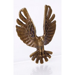 Eagle ornament 42 mm bronze