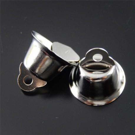 zilver bel (klok)