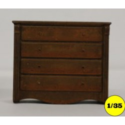 Linen cabinet 4 drawers