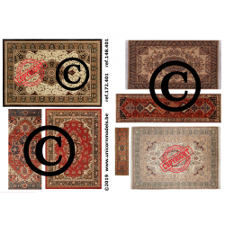 carpets set 1