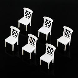 Klassieke stoel 7 dubbele X