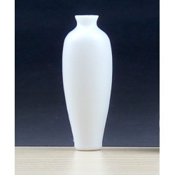 Vase long small 18 mm high