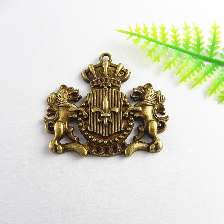 military crest 44 mm