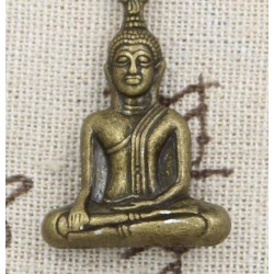 Budha 25 mm bronze