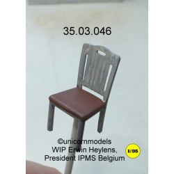 Classic chair 6 w handle on top