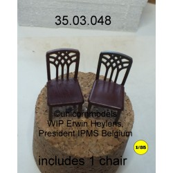 Classic chair 8 triple Y