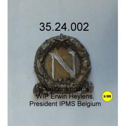 militair wapenschild Napoleon