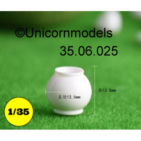 vase bowl 12,5 mm